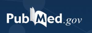 het logo van PubMed