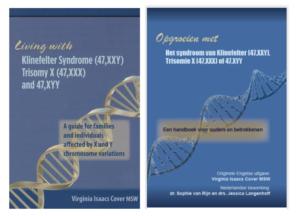 twee boeken die veel op elkaar lijken: de Engelstalige versie en de Nederlandse vertaling